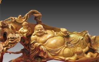 千余尊历代佛像荟萃上海 佛像收藏悄升温