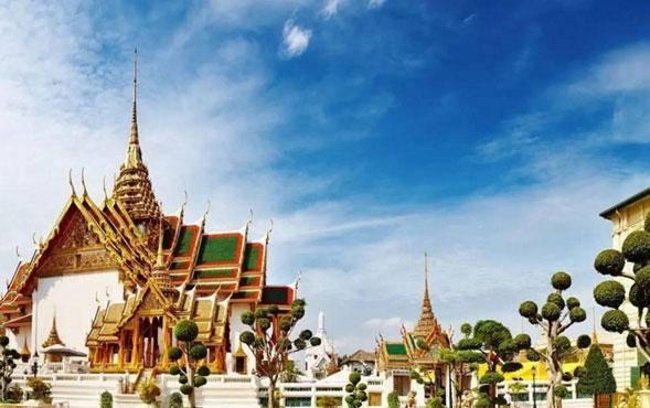 曼谷禅修旅游