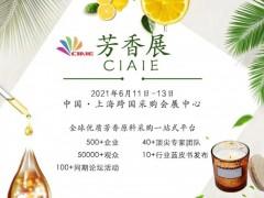 第七届上海国际芳香产业展览会盛大开幕